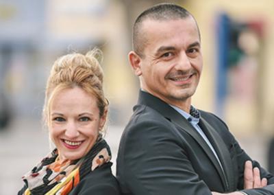 Ines & Marko Krečak (Croatia)